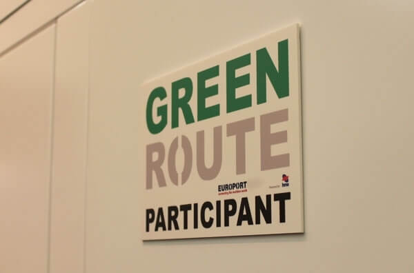 Pronomar Green Route