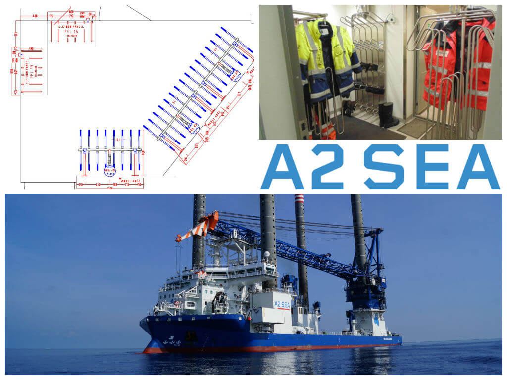 A2 SEA Sea Challenger drying systems