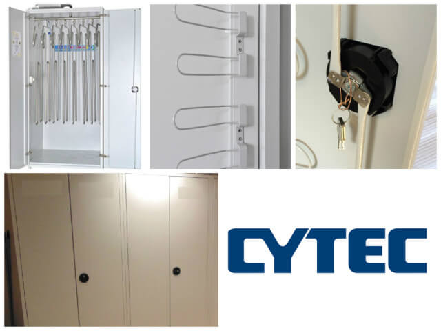 Cytec Working Crew drying systems