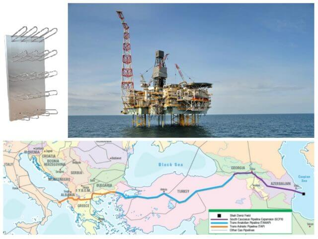 Shah Deniz BP drying systems