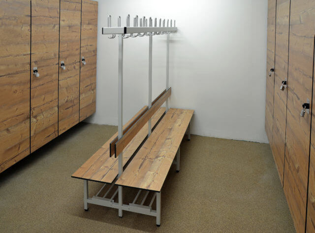Drying Lockers or Cabinets with Variable Interior Fittings