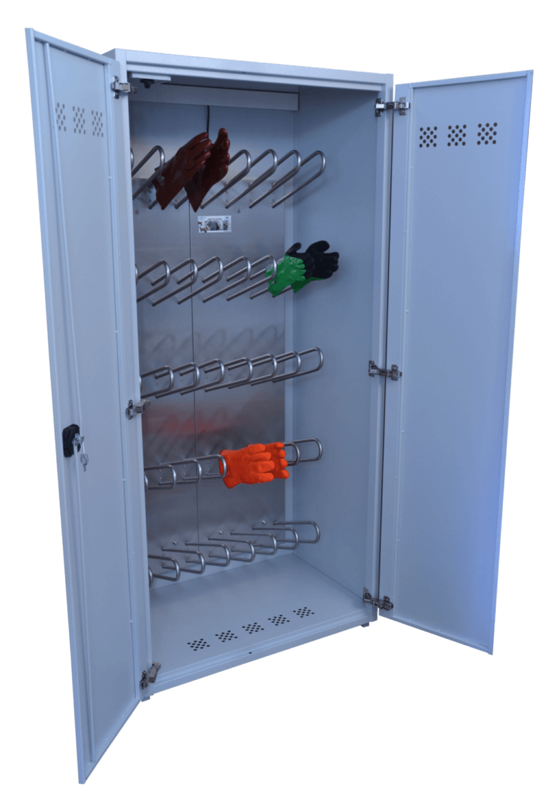 electrically heated drying cabinet boots gloves