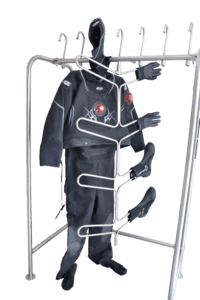 drying solution for wet and dry suits, gloves and boots