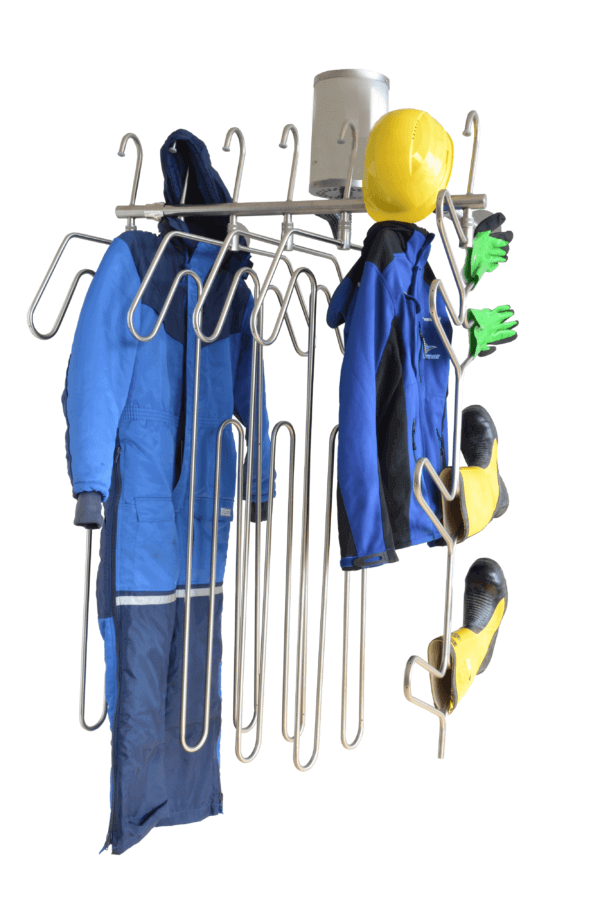Pronomar DUO Dryer for jackets, coveralls, boots, gloves and helmets
