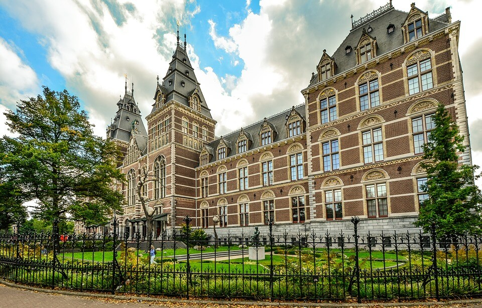 Merus water technology installed at Rijksmuseum Amsterdam