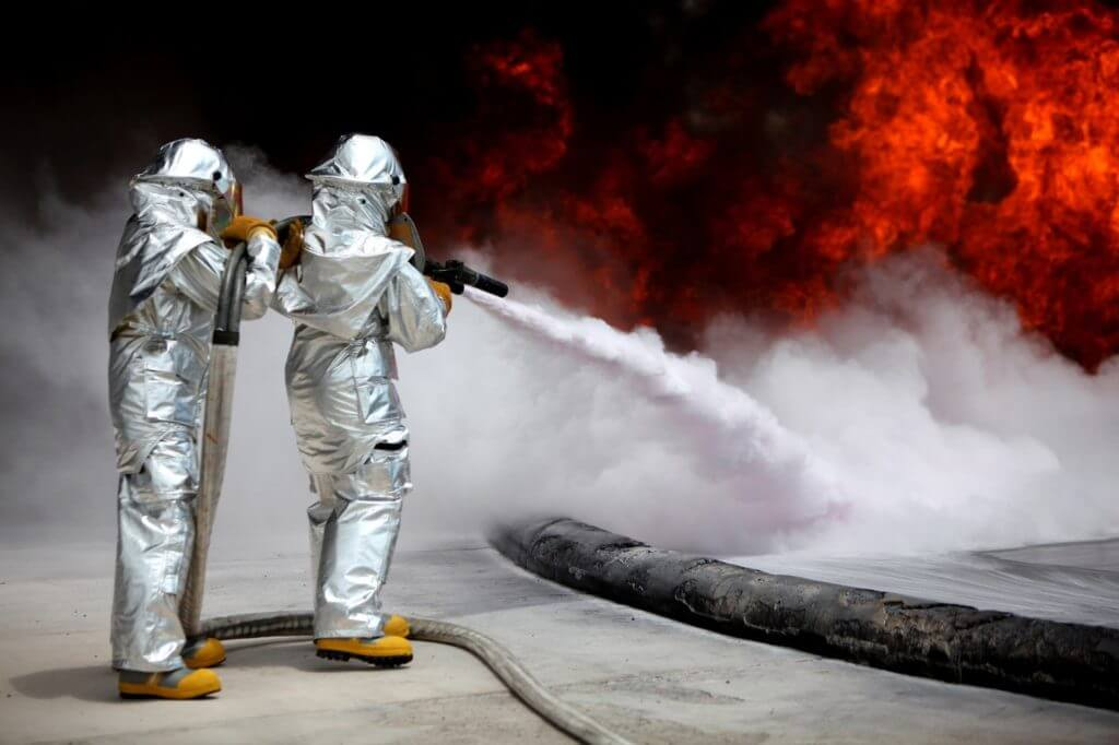 professional drying solution for fire suits of fire fighters