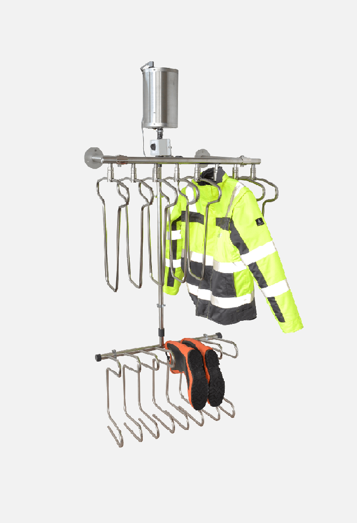 COMBO Drying System for Jackets and Boots Gloves