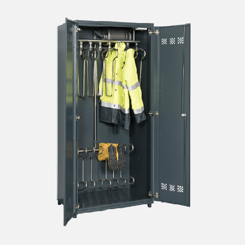 Drying Cabinet for Jackets and Boots