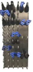 wall-mounted boot and glove dryer